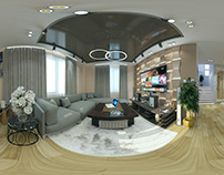 Spherical 3D panoramas in 3ds Max.(1)