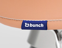 Bunch Bicycles Branding