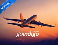 Indigo Airlines LOGO Redesigned