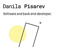 Danila Pisarev – Personal Identity