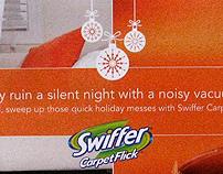 Swiffer Holiday DTC
