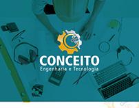 Logo Conceito Engenharia