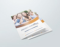 Neuro Improve Bifold Brochure