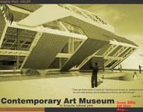 ALEX. Contemporary Art Museum - from50s till the future