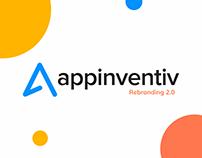 Appinventiv website 2019- Rebranding 2.0