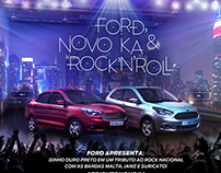Evento de Lançamento - Ford