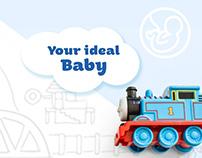An ideal child concept