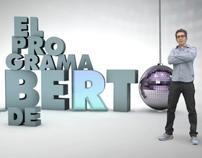 El programa de Berto