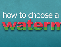 Food Tips: How to Choose a Watermelon