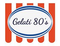 Italian 80's Industrial Ice Cream