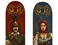 Goodbie Skateboards - Local Heroes
