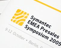 Symantec Pre-Sales Event
