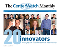 The CenterWatch Monthly
