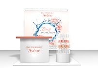 Booth activation - Avene