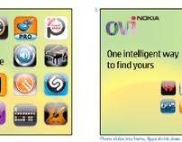 Schematic - Nokia Ovi campaign