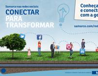 Mídias Sociais Samarco