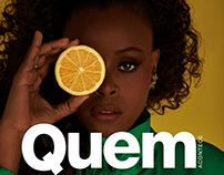 Roberta Rodrigues - QUEM Magazine