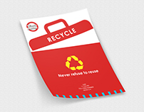 Recycling Flyer Template