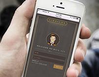 Ring Rob Concierge Branding, Identity, and App Design