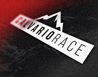 Graphic identity for trailrunning Event