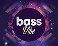 Bass Vibe – Free DJ PSD Flyer Template