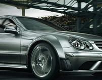 CLK63 AMG - Mercedes-Benz