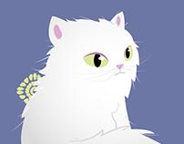 I LOVE CATS: Uma and Tinti