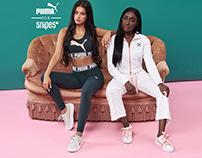 PUMA exlusive for SNIPES campaign