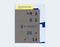MAGD SHOW 2014 - A Parallel Publication
