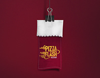 Social Media - Pizza Flash