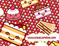 Magnets For Kanela Prima [2012]