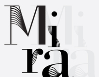 Mirage (Typeface Modification)