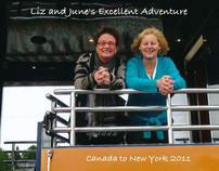 Liz & June's Excellent Adventure