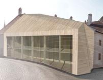 Litomyšl / School of Restoration Extension