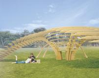 Serpentine Pavilion for Brno