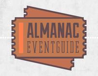 Almanac Eventguide
