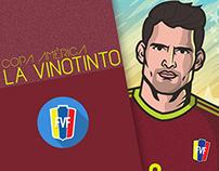 LA VINOTINTO Copa América