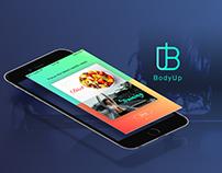BodyUp - Healthy App