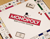MONOPOLY : Web Lovers Edition