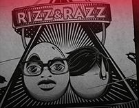 Sala Razzmatazz -RIZZ & RAZZ - 2012