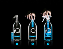 iQ Green Cleaning Products