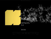 Katadrom Opening Party - Video