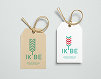 IK'BE || Corporate Identity