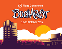 International Plone Conference - Bucharest, 2015