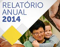 Relatório Anual 2014 FABES - ELETROS
