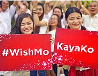 Coca-Cola Philippines #WishMoKayaKo