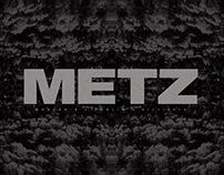Metz Gigposter