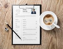 Free Credit Investigator Resume Template