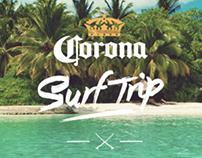 Cerveza Corona · Surf Trip