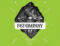 Fast Company magazine - Ilustration
